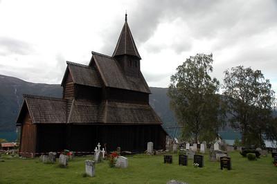 urne stave chuch, oldest stave chuch in Norway