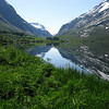 Between Andalsnes and Geiranger
