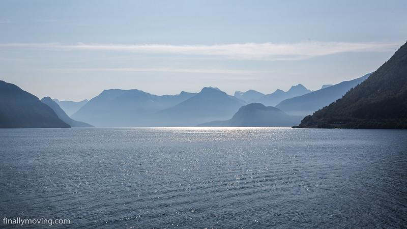 Ålesund, Sukkertoppen & Geiranger fjord