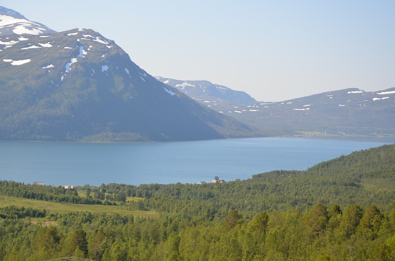 Lyngen Fjord