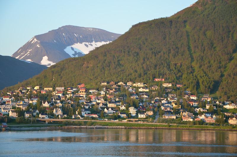 Tromsø, 1:00 AM