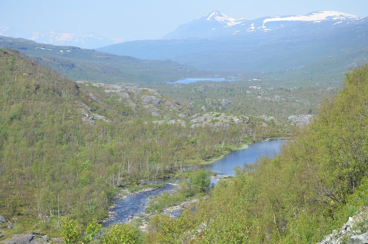 near Svanvik