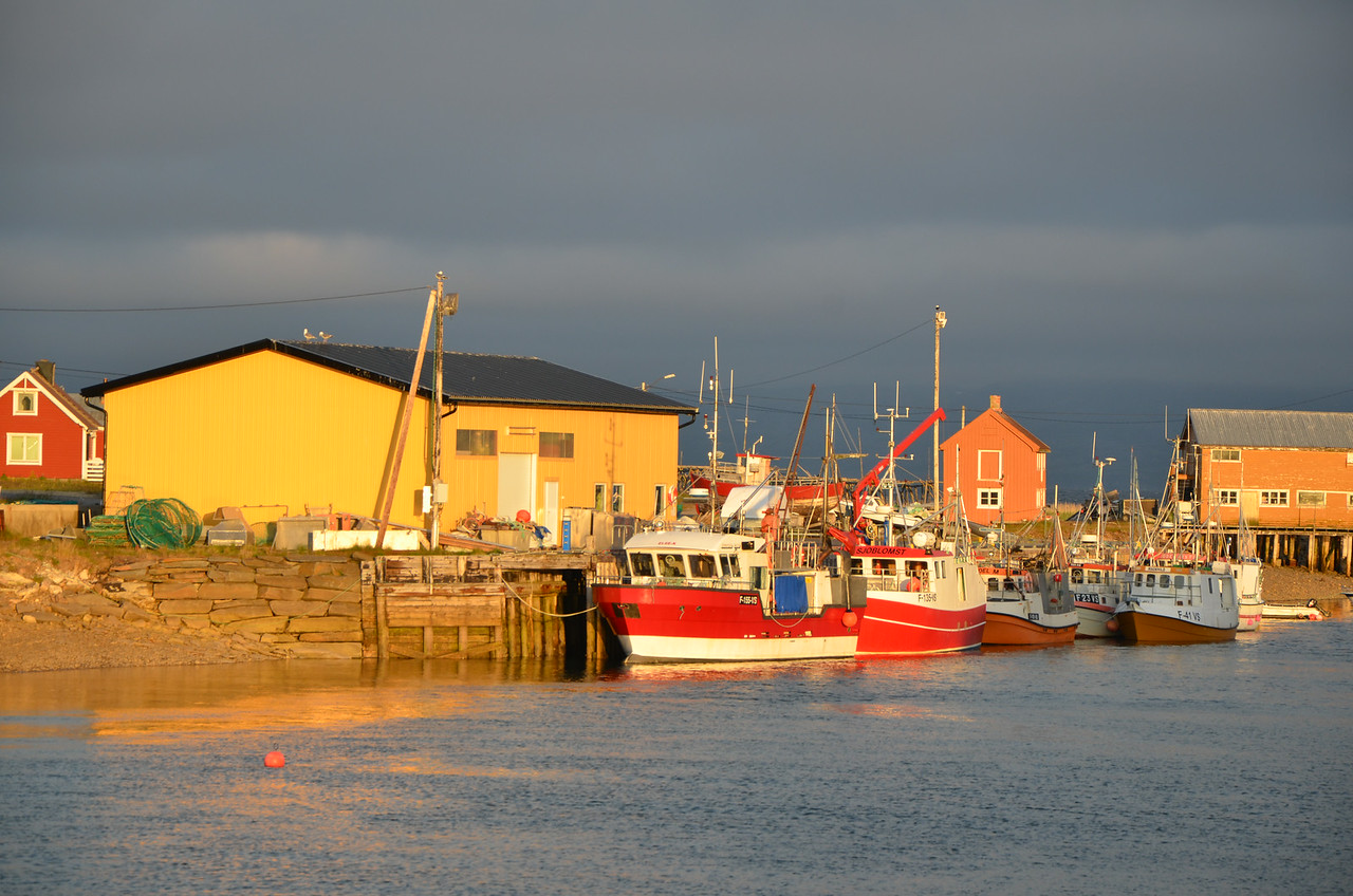 near Vadsø