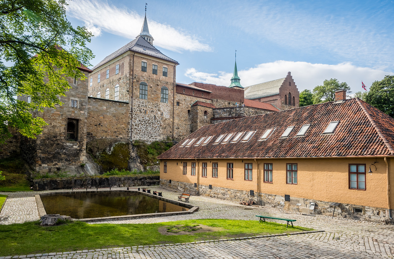 Akershus Fortress Founded 1299, Oslo