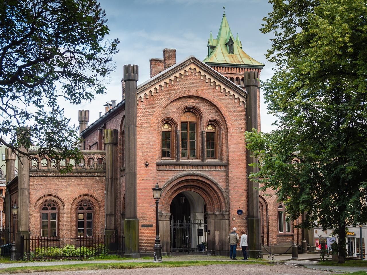 Oslo Firestation (1856)
