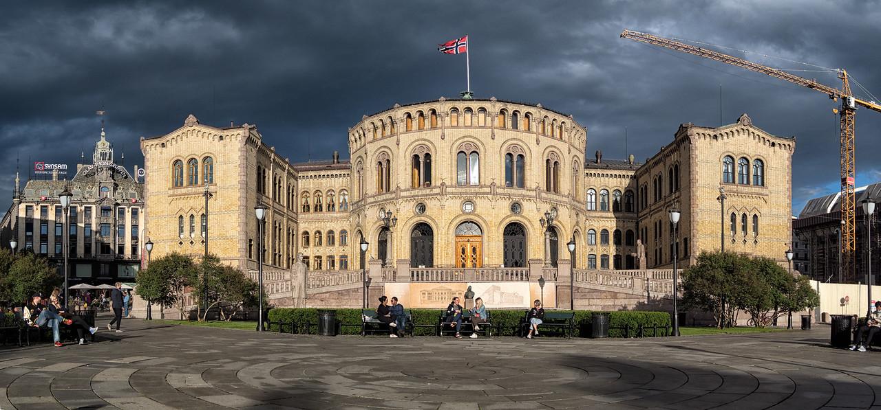 Stortinget, Norwegian Parliment (1861), Oslo