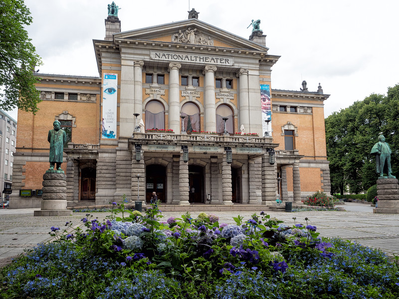 National Theater (1899), Oslo