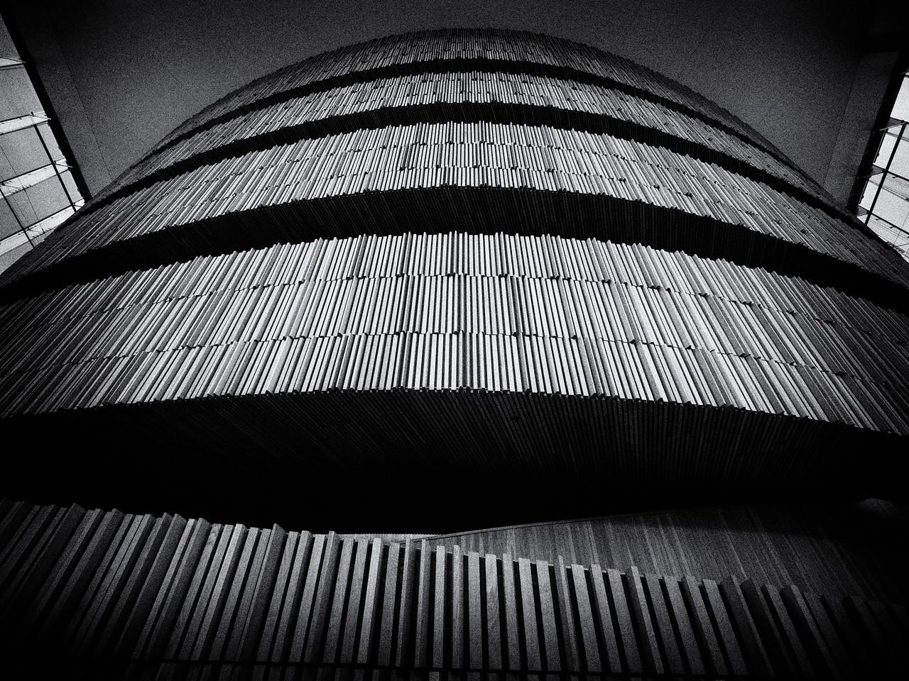 Wave Wall, Oslo Opera House
