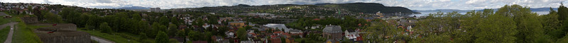 5 Trondheim from the castle