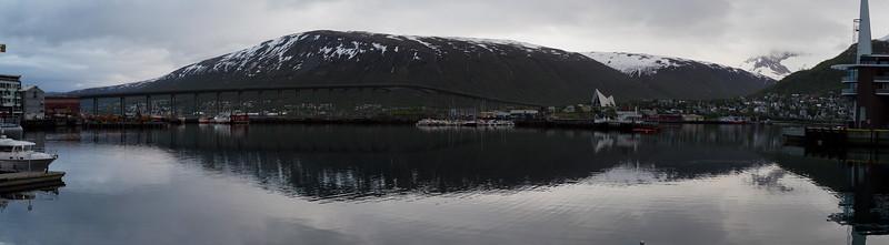 18 Tromso harbour