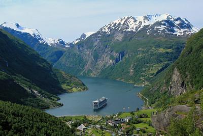 Norway-North Cape, Bergen, Geiranger, Tromso, Flam and Stavanger