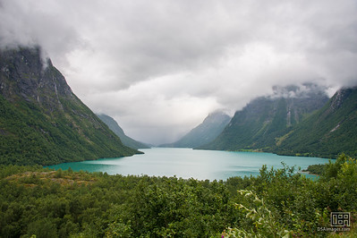 Lake Lovatn