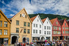 Norway 1 510 Bryggen, Bergen Waterfront