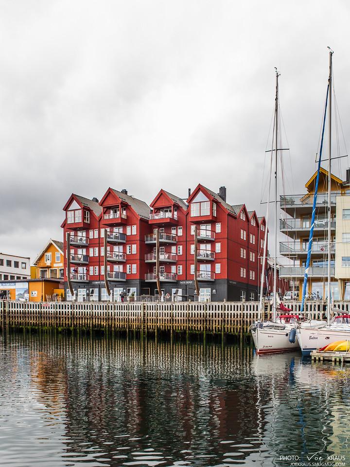 A Ship of a Building