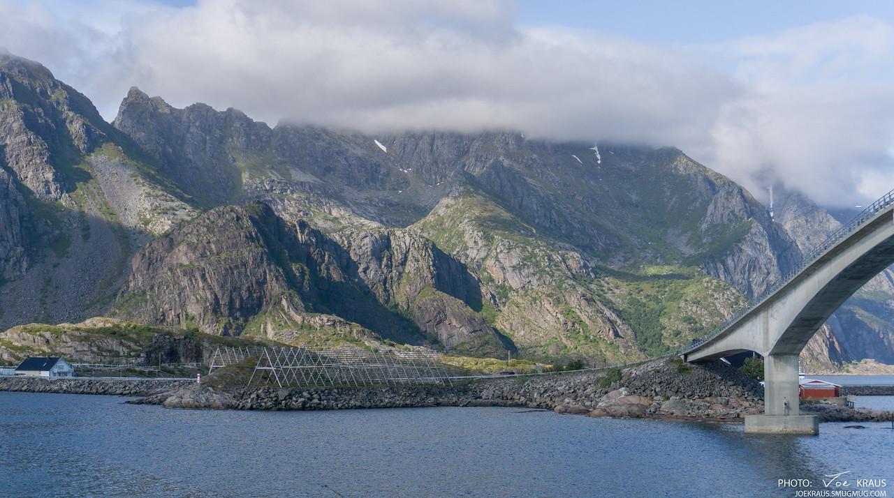 Fish Racks & Mountains