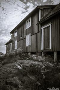 House on the Rocks