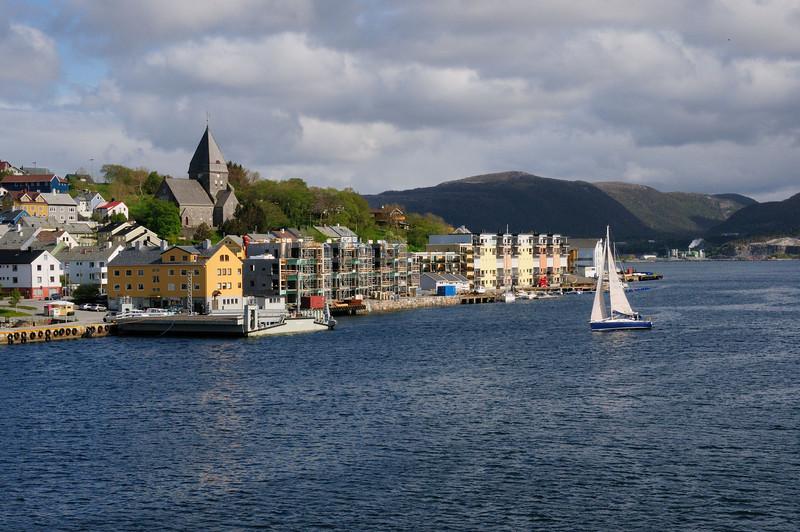 Kristiansund, Norway.