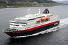 Our trusty Hurtigruten transport, Norway.