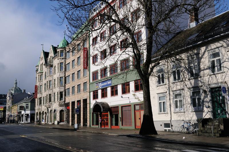 Trondheim, Norway.