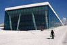 Oslo Opera House (Operahuset), Norway.