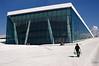 Oslo Opera House (Operahuset), Norway.