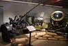 German 2cm Flak (anti-aircraft) gun, Narvik war museum, 24 July 2015