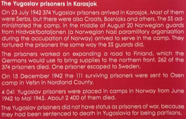 Narvik War Museum 24, July 2015