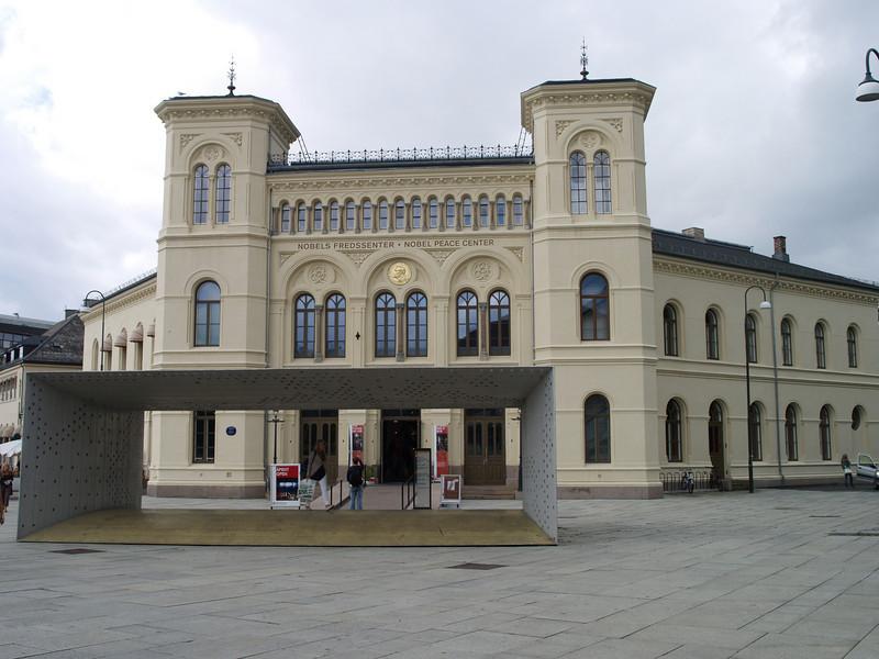 Nobel Fredssenter, el Centro del Premio Nobel de la Paz