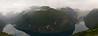 Fiordo de Geirenger, más bonito que el de Flam y menos masificado.