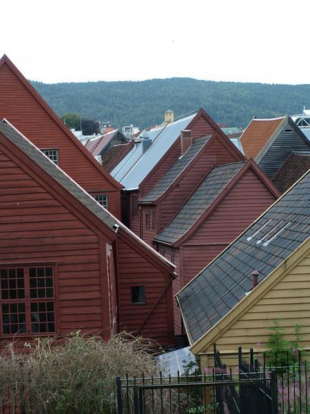 Tejados de Bergen