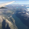 Wednesday - flight from Oslo to Bodo - the fjord views begin!