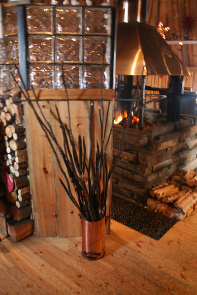 Here is a pic of the sticks used for cooking over the fire