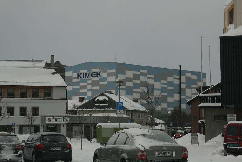 Kimek is a ship repair building