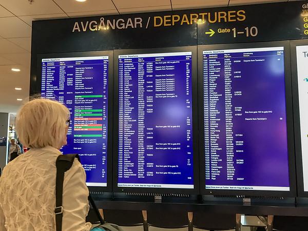 Stockholm Arlanda Airport (ARN)