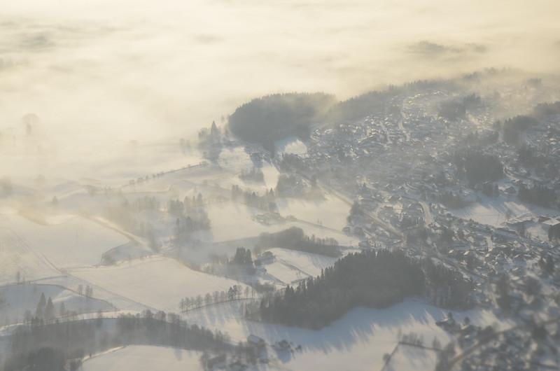 Approaching Oslo