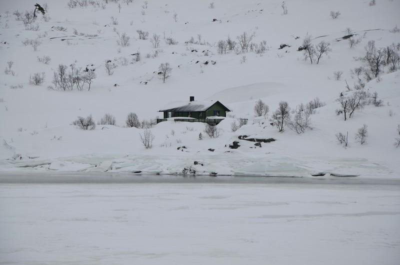 East of Narvik along E10