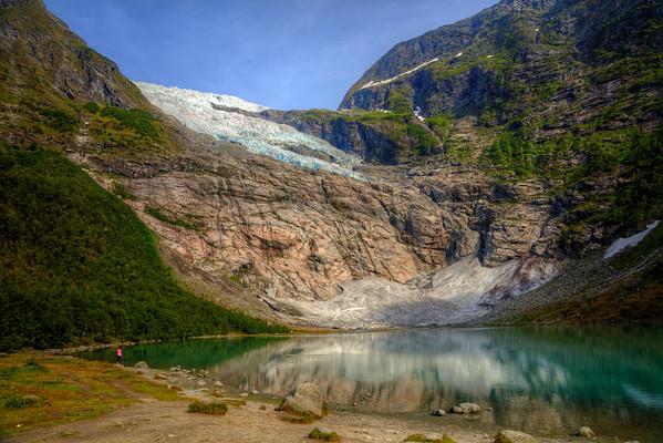 The Glacier Museum/The Bøyabreen Glacier