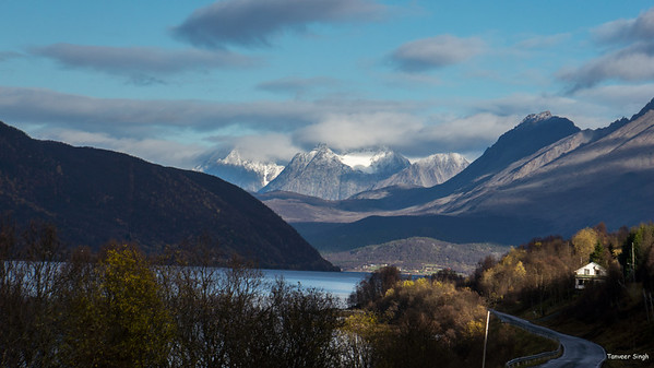 Lakselv, Troms Day 1
