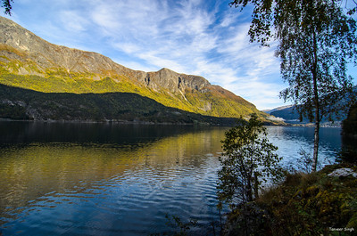 Luster Fjord Day
