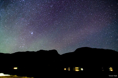 Luster night(Flam Aurland Day)