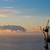 Looking South into the Atlantic at dawn