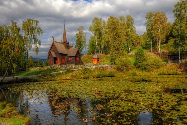 Maihaugen Open Air Museum/Lillehammer