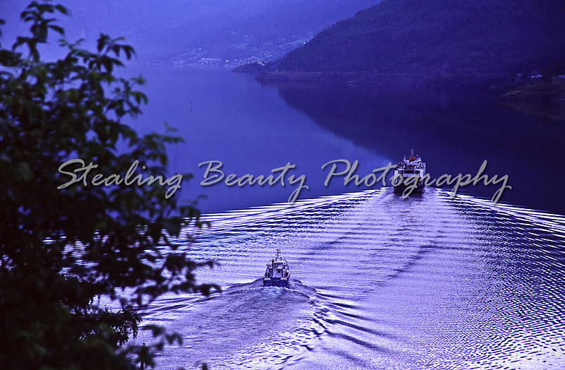 Fjord travellers