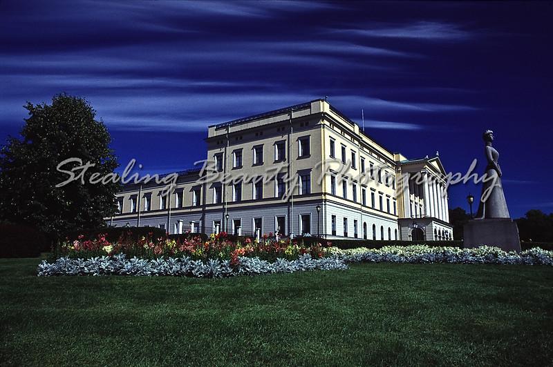 Oslo Palace