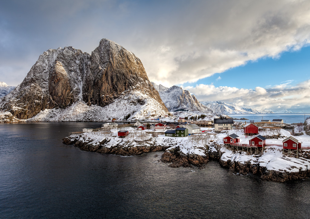 Hamnøy Norway