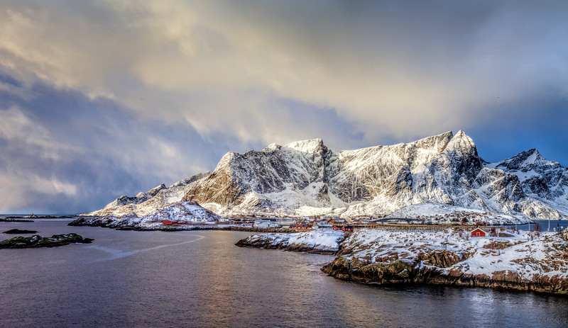 Sakrisøy-Reine Norway