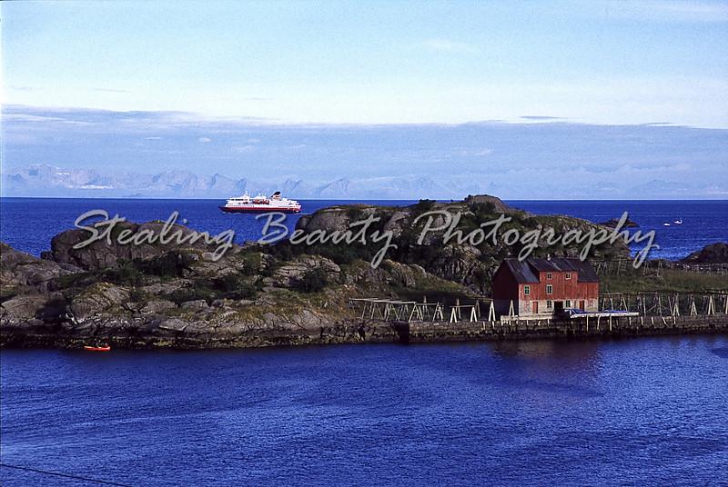 Stamsund boatshed