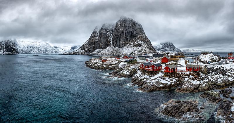 Hamnøy Norway