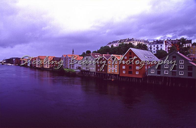 Trondhei, waterfront