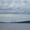 This tall ship was heading out to sea as I turned back towards the rental place.